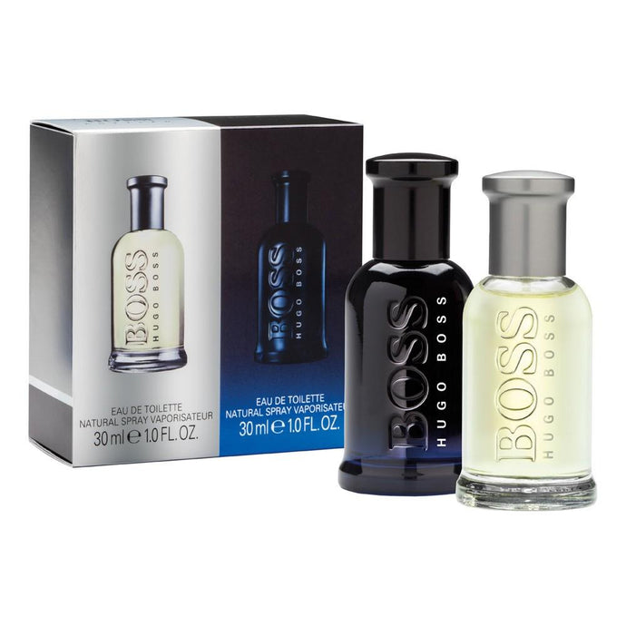 Boss Bottled Night and Boss Bottled Eau De Toilette for Men Gift Set - Le Boutique Parfum