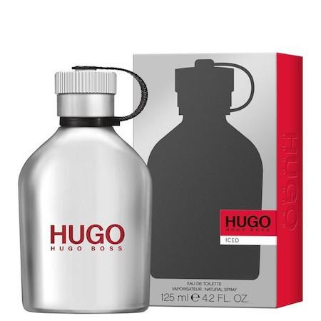 Hugo Iced Eau De Toilette Spray for Men