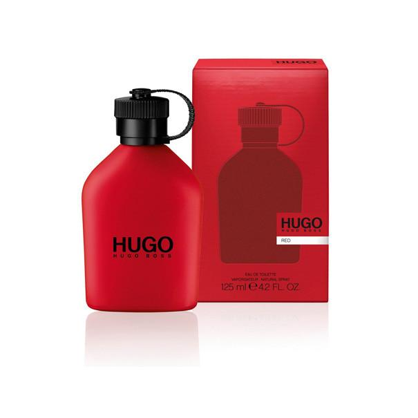 Hugo Red Eau De Toilette Spray for Men - Le Boutique Parfum