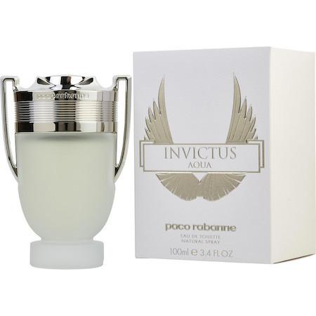 Invictus Aqua Eau De Toilette Spray for Men