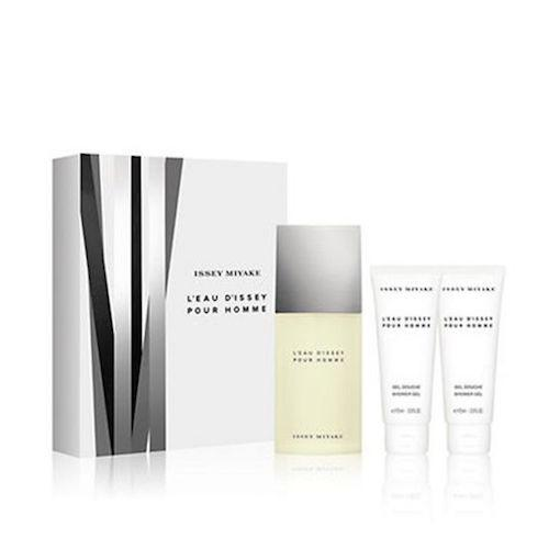 L'Eau D'Issey Eau De Toilette Spray for Men Gift Set