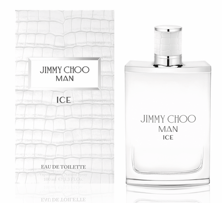 Jimmy Choo Man Ice Eau De Toilette Spray for Men