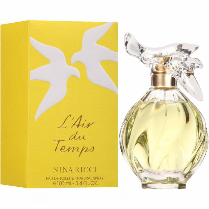 L'Air Du Temps Eau De Toilette Spray for Women - AromaFi.com