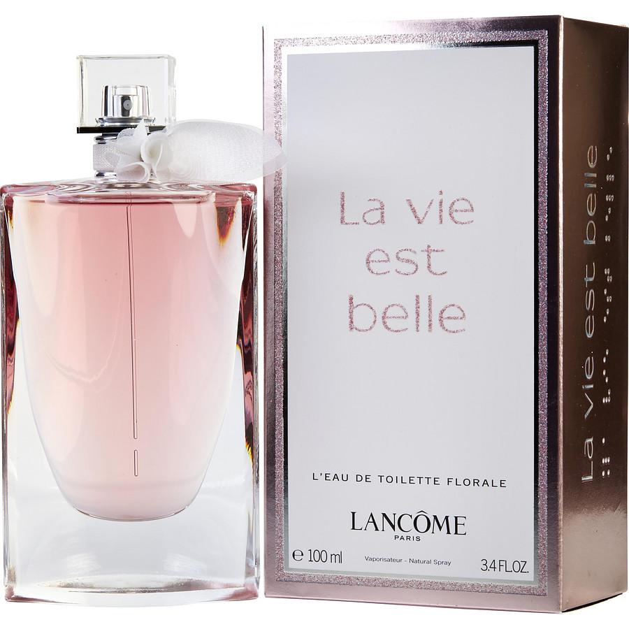 La Vie Est Belle Florale Eau De Toilette Spray for Women - AromaFi.com