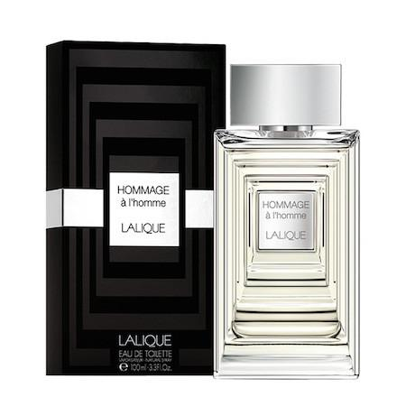 Lalique Hommage A L'Homme Eau De Toilette Spray for Men - AromaFi.com
