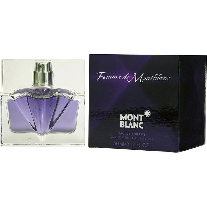Mont Blanc Femme Eau De Toilette Spray for Women - AromaFi.com