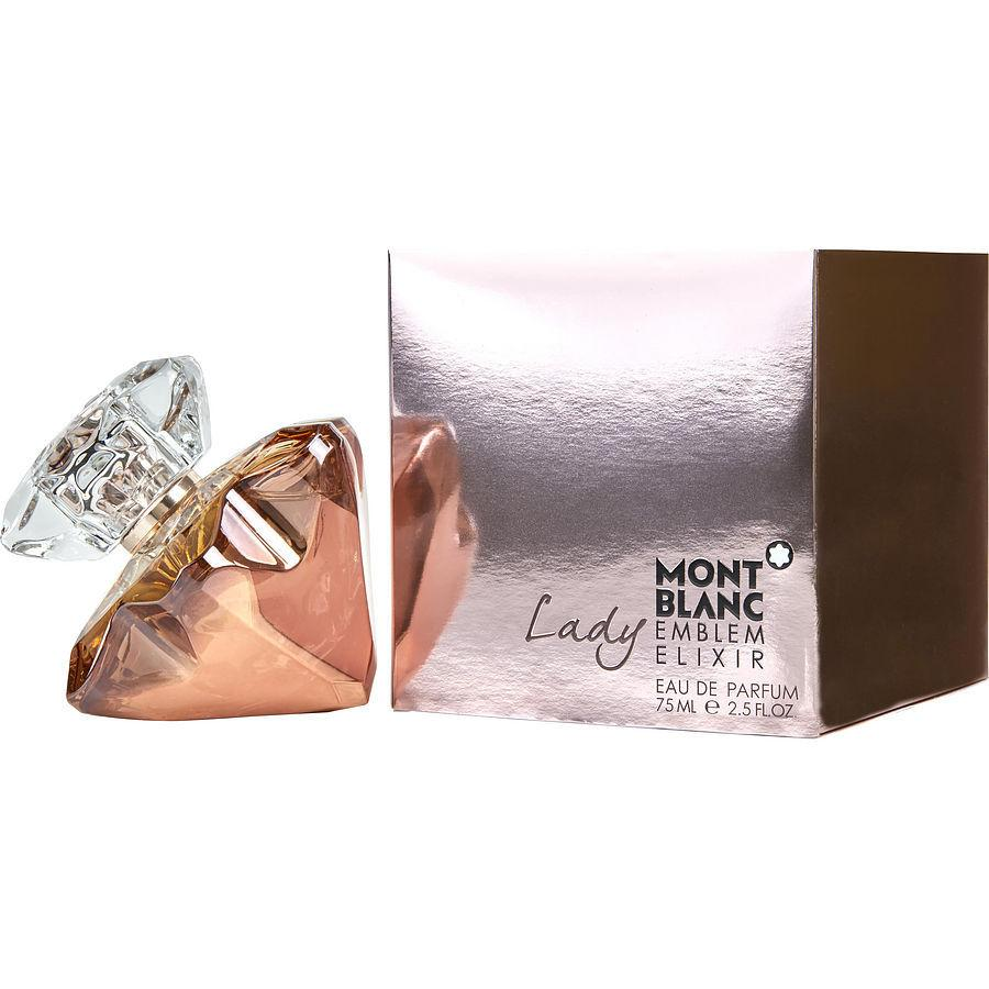Mont Blanc Lady Emblem Elixir Eau De Parfum Spray for Women - AromaFi.com