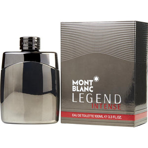 Mont Blanc Legend Intense Eau De Toilette Spray for Men