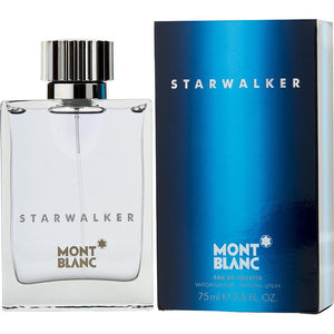 Mont Blanc Starwalker Eau De Toilette Spray for Men - AromaFi.com