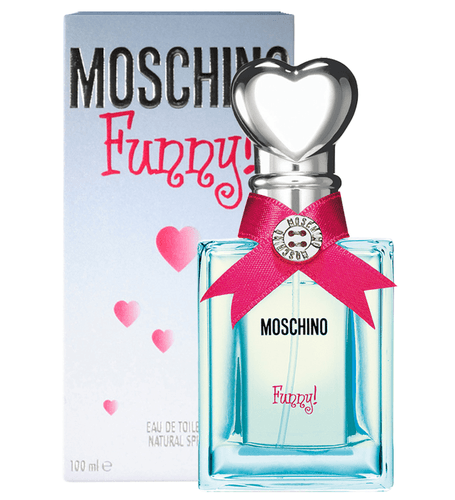 Moschino Funny! Eau De Toilette Spray for Women - AromaFi.com