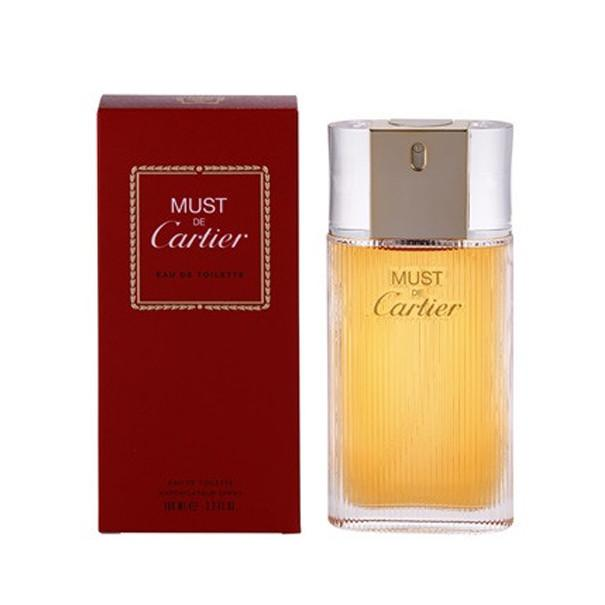 Must De Cartier Eau De Toilette Spray for Women