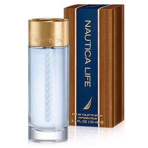 Nautica Life Eau De Toilette Spray for Men - AromaFi.com