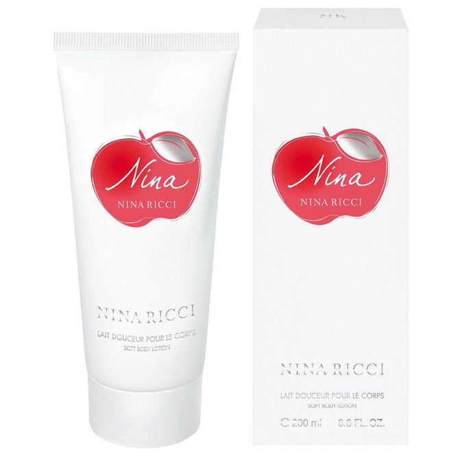 Nina Soft Body Lotion for Women - AromaFi.com