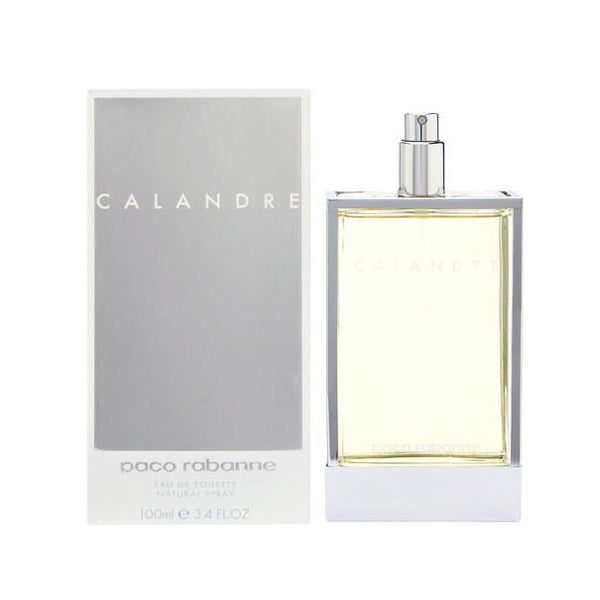 Calandre Eau De Toilette Spray for Women - Le Boutique Parfum