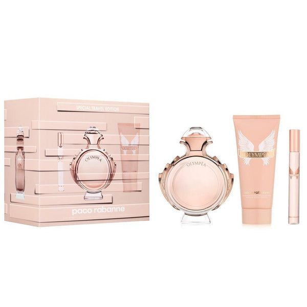 Olympea Eau De Parfum Spray for Women Gift Set
