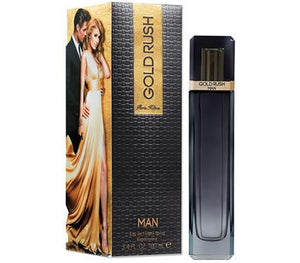 Gold Rush Man Eau De Toilette Spray for Men - AromaFi.com