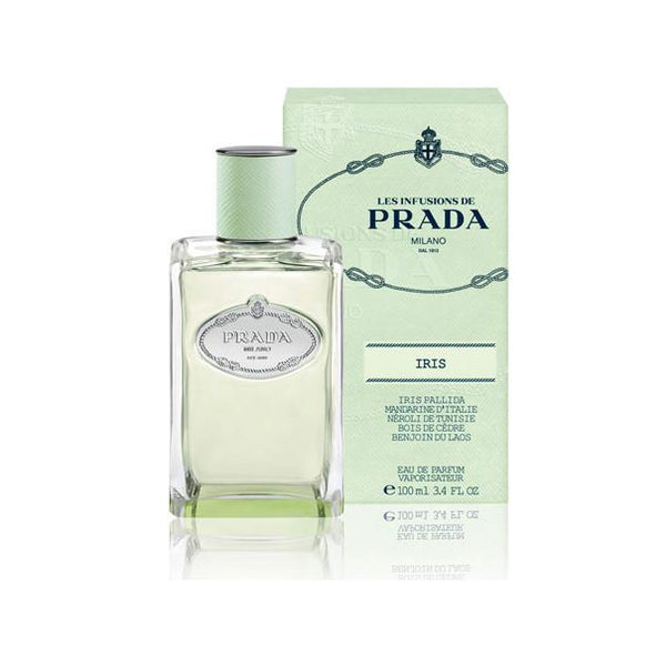 Prada Infusion D'Iris Eau De Parfum Spray for Women - Le Boutique Parfum