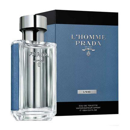 Prada L'Homme L'eau Eau De Toilette Spray for Men
