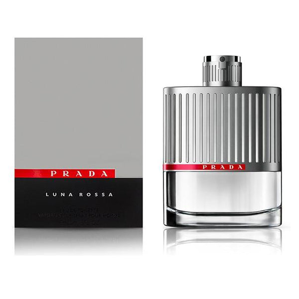 Prada Luna Rossa Eau De Toilette Spray for Men - Le Boutique Parfum