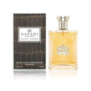 Safari Eau De Toilette Spray for Men - AromaFi.com