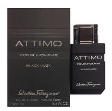 Load image into Gallery viewer, Attimo Pour Homme Black Musk Eau De Toilette Spray for Men - Le Boutique Parfum