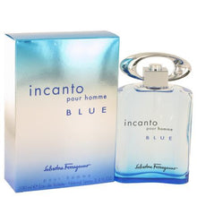 Load image into Gallery viewer, Incanto Pour Homme Blue Eau De Toilette Spray for Women - AromaFi.com