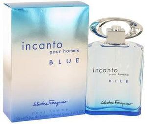 Incanto Pour Homme Blue Eau De Toilette Spray for Women - AromaFi.com