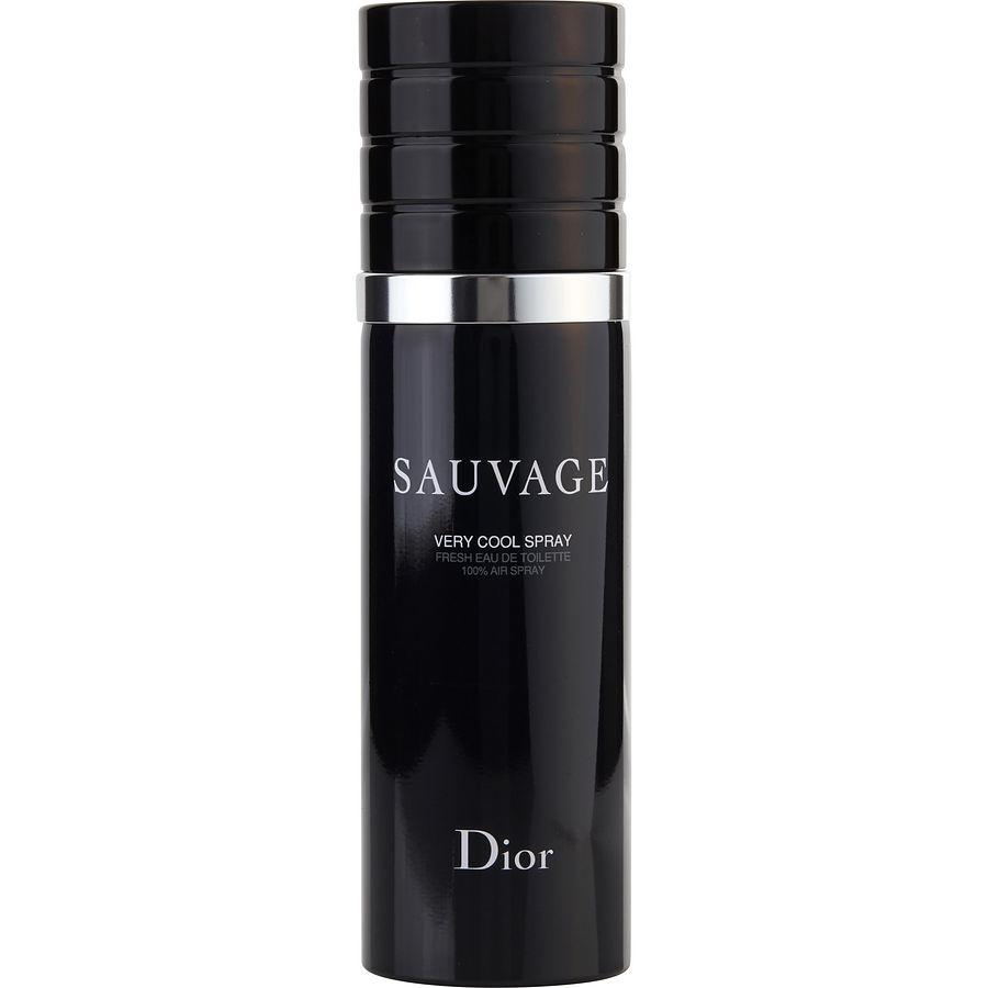Sauvage Very Cool Spray Fresh Eau De Toilette Spray for Men