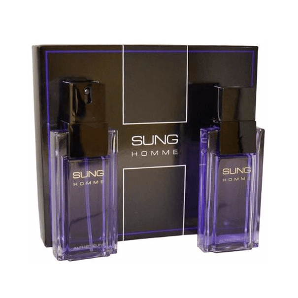 Sung Homme Eau De Toilette Spray for Men Gift Set