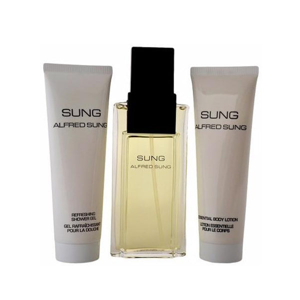 Sung Eau De Toilette Spray for Women Gift Set
