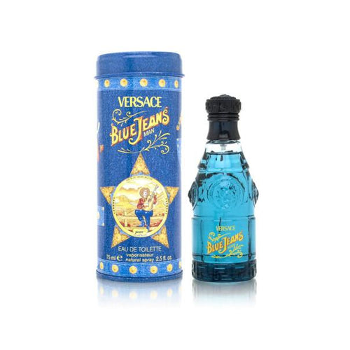 Blue Jeans Eau De Toilette Spray for Men - AromaFi.com