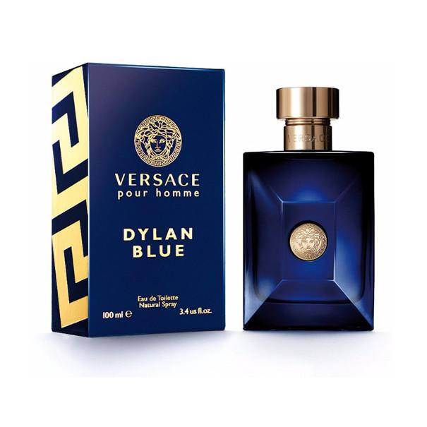Dylan Blue Eau De Toilette Spray for Men - AromaFi.com