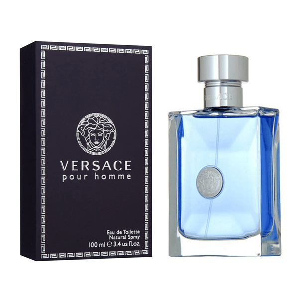 Versace Signature Eau De Toilette Spray for Men - AromaFi.com
