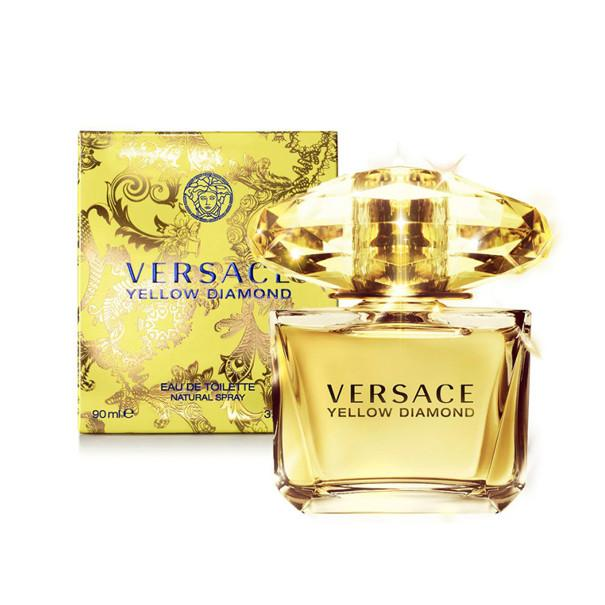 Yellow Diamond Eau De Toilette Spray for Women - AromaFi.com