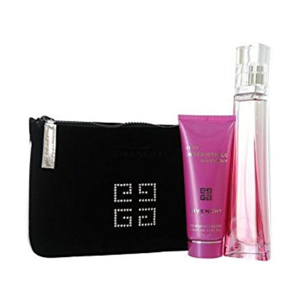 Very Irresistible Eau De Toilette Spray for Women Gift Set