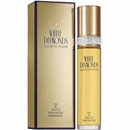 White Diamonds Eau De Toilette Spray for Women