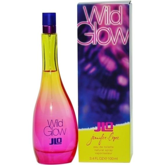 Wild Glow Eau De Toilette Spray for Women