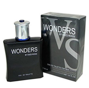 Wonders Black Eau De Toilette Spray for Men - AromaFi.com