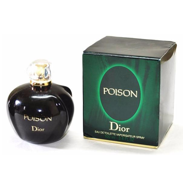 Poison Eau De Toilette Spray for Women - Le Boutique Parfum