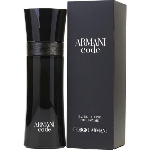Armani Code Eau De Toilette Spray for Men - Le Boutique Parfum