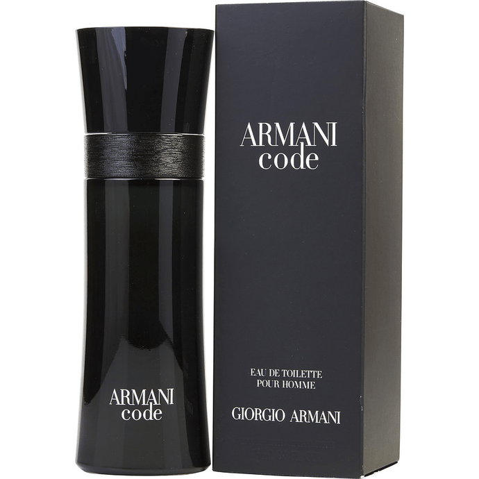 Armani Code Eau De Toilette Spray for Men - AromaFi.com