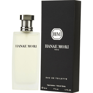 Hanae Mori Eau De Toilette Spray for Men - AromaFi.com