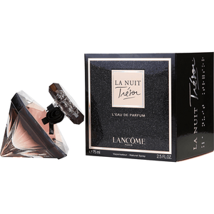 Tresor La Nuit Eau De Parfum Spray for Women - AromaFi.com