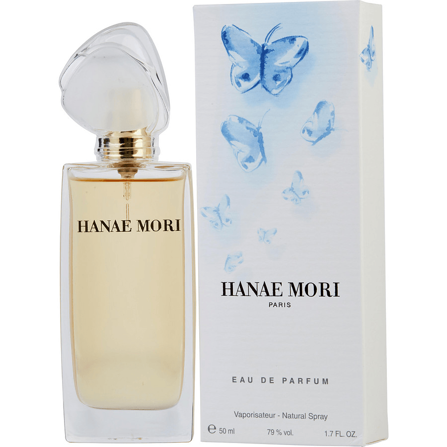 Hanae Mori Eau De Parfum Spray for Women - AromaFi.com