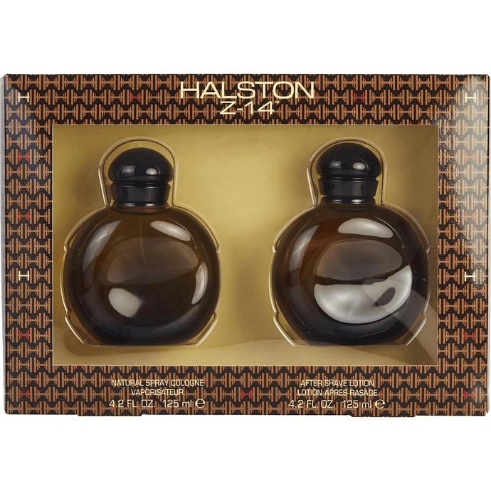 Halston Z-14 Cologne for Men Gift Set