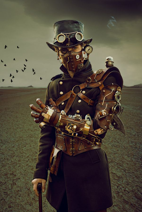 How to Create Your Steampunk Persona