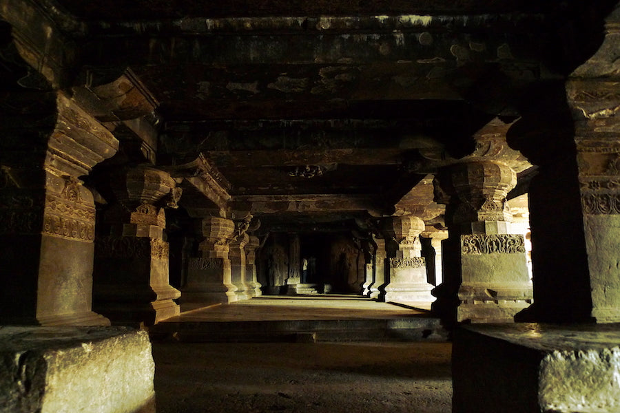 This Massive Ancient Hindu Temple Was Carved Out of a Single Rock