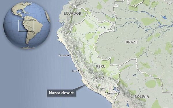 New Nazca Lines uncovered in Peru