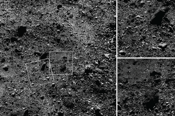 The OSIRIS-REx Spacecraft of NASA Arrives At Bennu Asteroid to Collect Samples About the Origin of Life