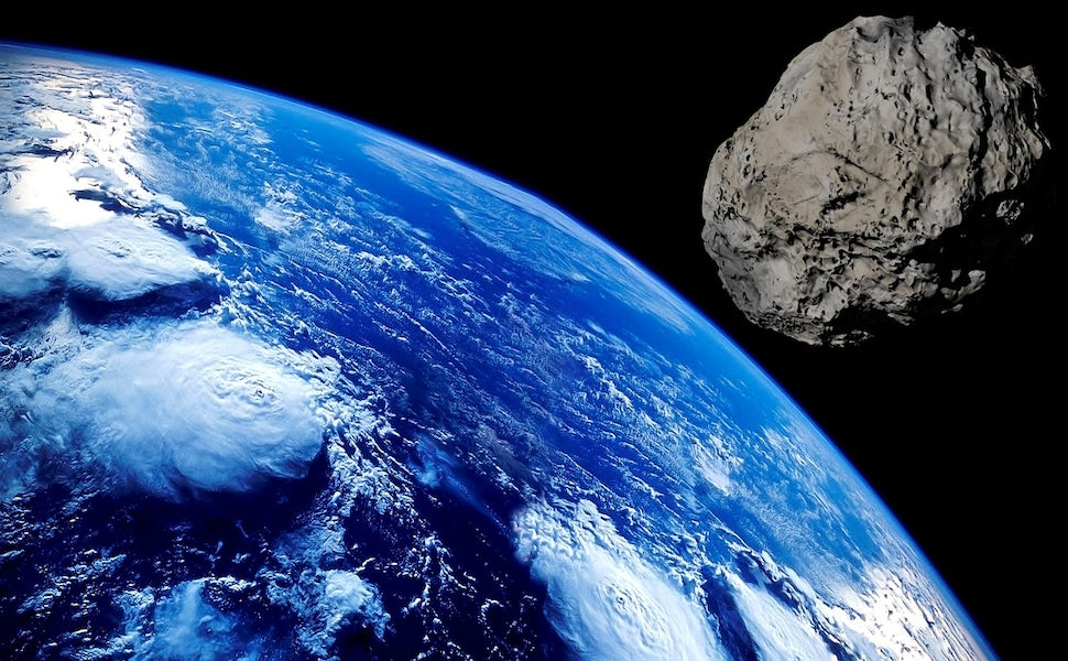 NASA asteroid WARNING: Giant Asteroid Will Fly Past Earth In The Dark Afternoon Hours Of Christmas Eve